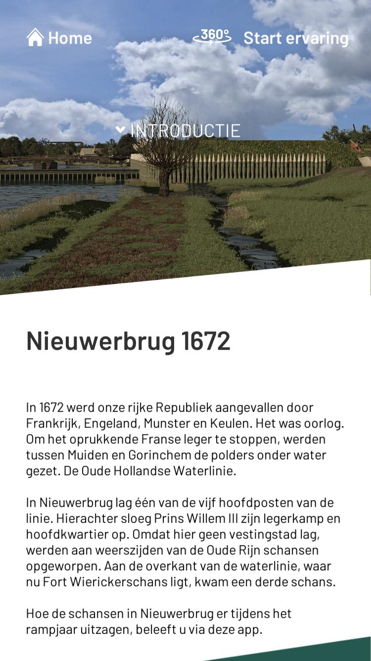 Nieuwerbrug 1672