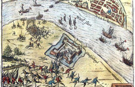 1622 Fort Knodsenburg